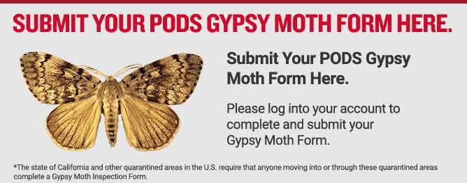 Gypsy Moth Inspection Form
